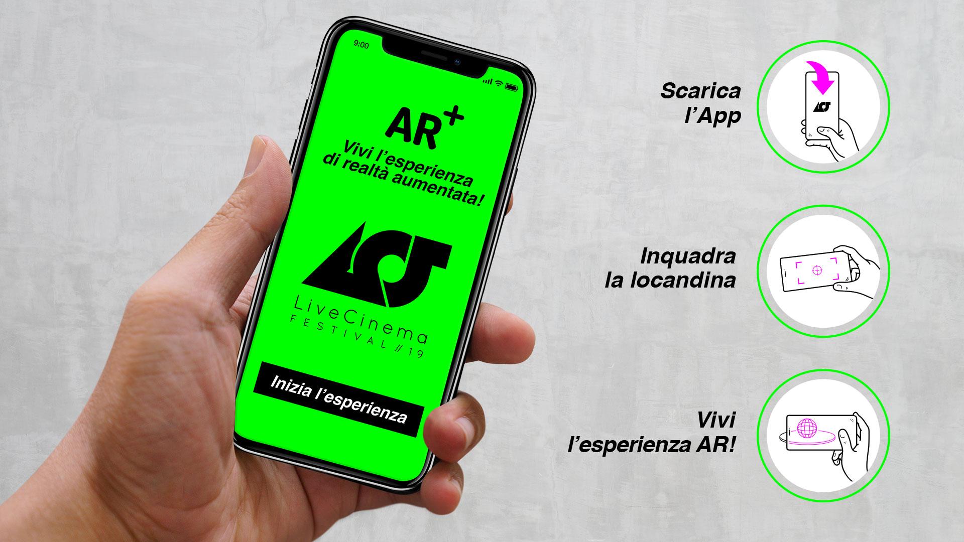 LCF 2019 – App