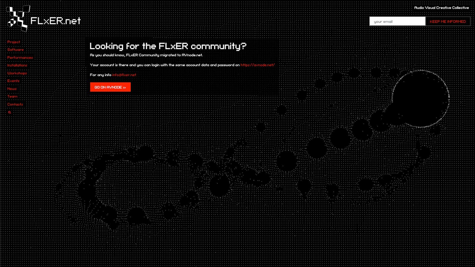 FLxER – Web Site