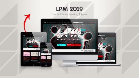 Image for: LPM 2019 Rome – Web Site