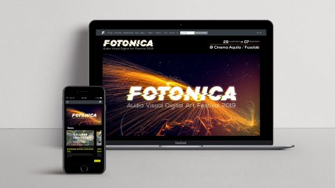Image for: Fotonica Festival 2019 – Web Site