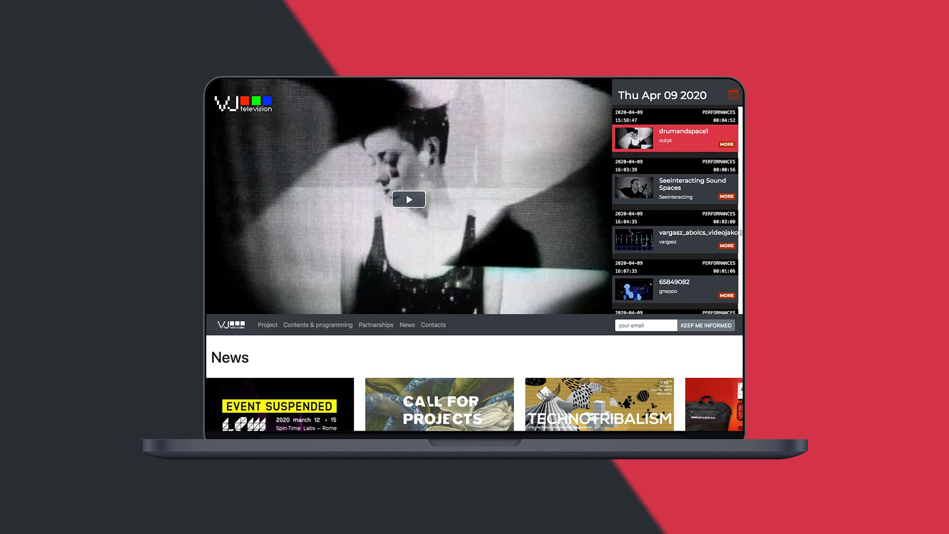 VJ Television