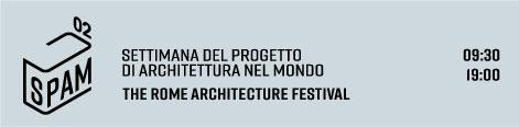 SPAM - settimana del progetto di architettura nel mondo